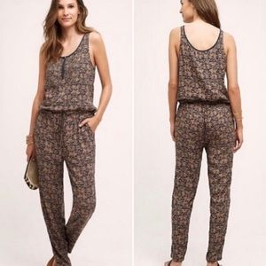 tiny Anthropologie chione jumpsuit romper boho SM
